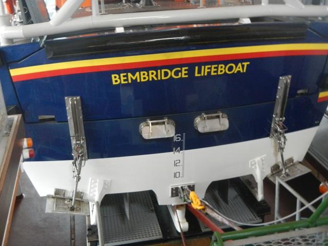 RNLB Alfred Albert Williams back home - 9th November 2015