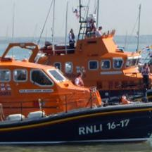 Lifeboats Regatta - Panorama