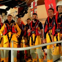 The crew for the BHYC Open Day on Saturday 16th June 2018