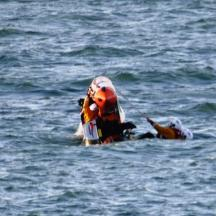 Capsize Training 19 May 2015