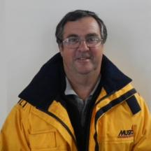Alan Doe - Lifeboat Coastal Safety Officer