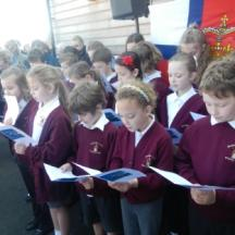 The Choir from Bembridge C of E Primary School