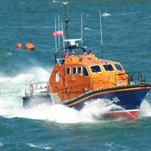 The Tamar Class Lifeboat