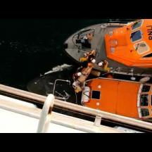 Embedded thumbnail for RNLB Alfred Albert Williams, ABPO Hampshire & the Independence of the Seas